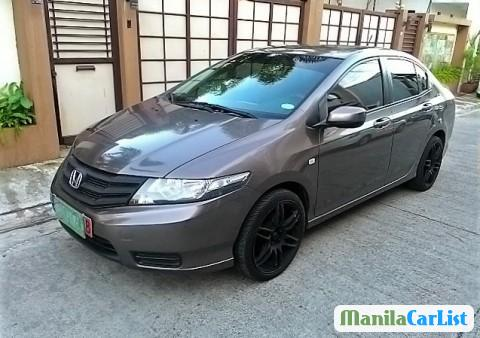 Picture of Honda City Automatic 2012