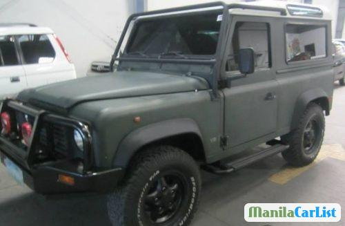 Pictures of Land Rover Defender Automatic 1997