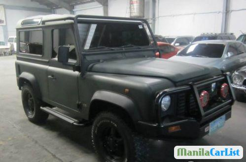 Land Rover Defender Automatic 1997 - image 2