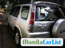 Honda CR-V Manual 2006