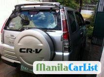 Honda CR-V Manual 2006 in Philippines