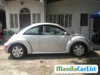 Picture of Volkswagen Beetle Manual 2001