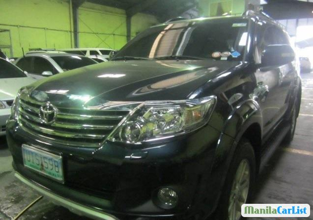 Picture of Toyota Fortuner 2012