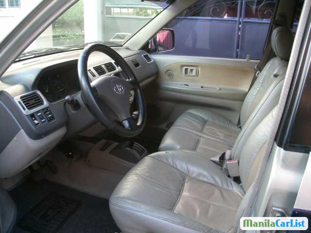 Toyota Revo Automatic 2013 in Aklan