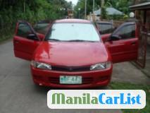Picture of Mitsubishi Lancer Manual 1998