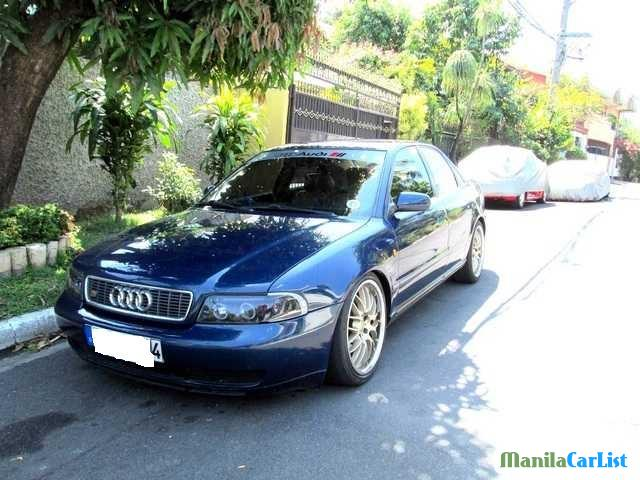 Pictures of Audi A4 Automatic 1998