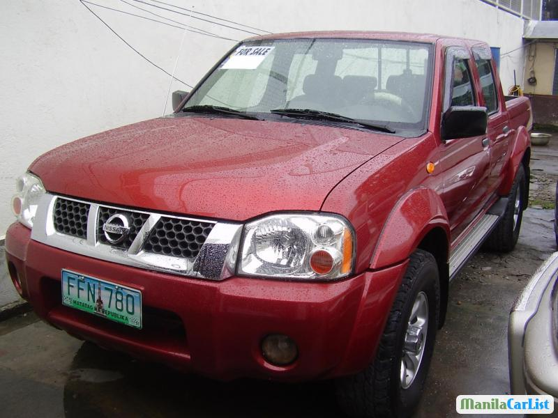 Picture of Nissan Frontier Manual 2005