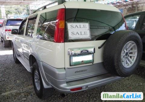Ford Everest Automatic 2004 - image 5