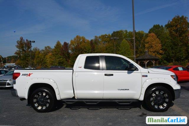 Pictures of Toyota Tundra Automatic 2013