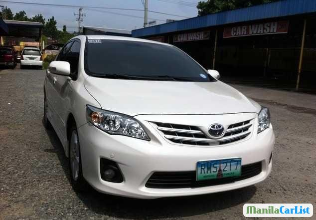 Picture of Toyota Corolla 2011
