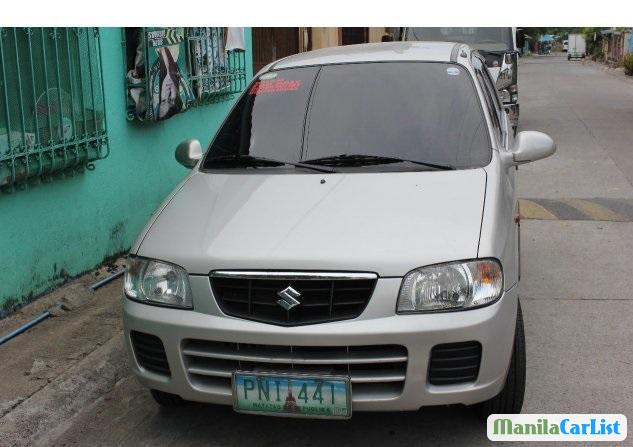 Picture of Suzuki Alto Manual 2010