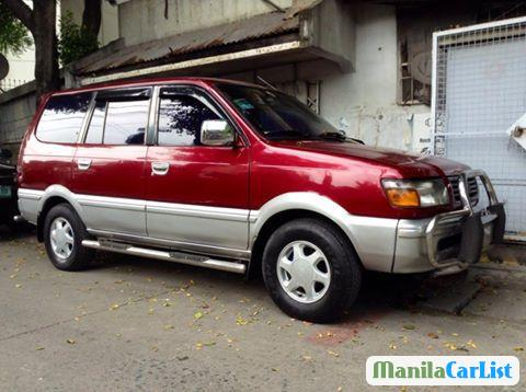 Picture of Toyota Revo Manual 1999