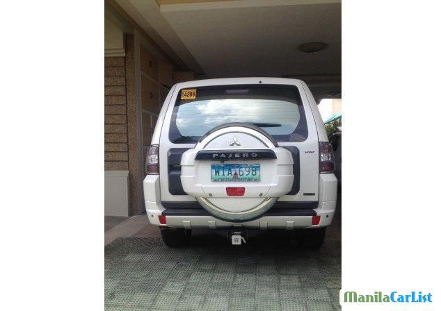 Mitsubishi Pajero Automatic 2013 - image 4