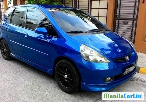 Picture of Honda Jazz Manual 2005