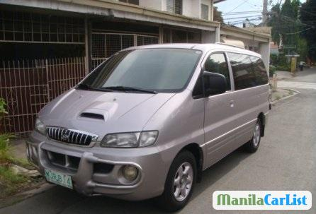 Picture of Hyundai Starex Automatic 1999
