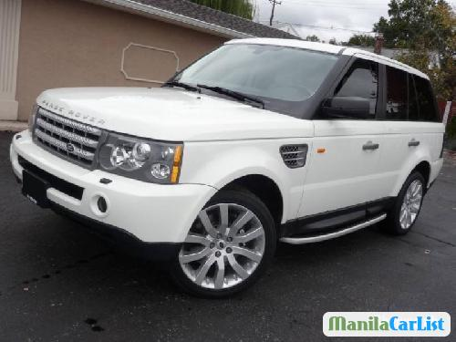Pictures of Land Rover Range Rover Sport Automatic 2006