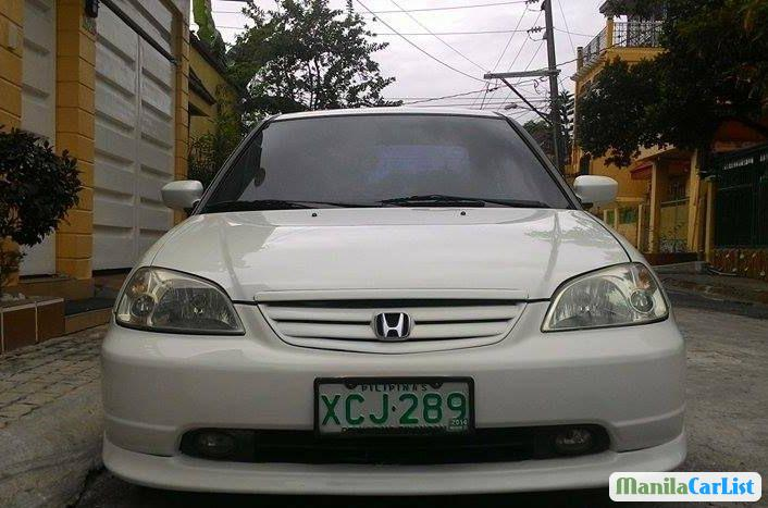 Pictures of Honda Civic Manual 2002