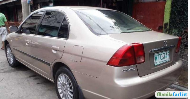 Picture of Honda Civic in Sorsogon