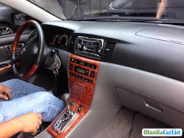 Toyota Corolla Automatic 2005
