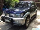 Toyota Land Cruiser Automatic 1997