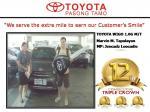 Toyota Wigo 1.0 G At Automatic 2018