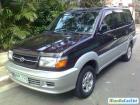 Toyota Automatic 2001