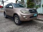 Toyota Fortuner Automatic 2005