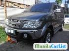 Isuzu Crosswind Automatic 2007