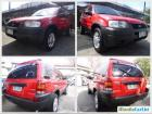 Ford Escape Manual 2002