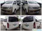 Toyota Hiace Manual 2006