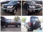 Isuzu Crosswind Sportivo Manual 2008