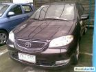 Toyota Vios Automatic 2004
