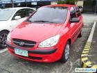 Hyundai Getz Manual 2009