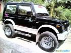 Suzuki Jimny Manual 1987