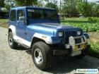 Jeep Wrangler Manual 2000