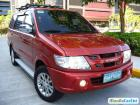 Isuzu Crosswind Manual 2007