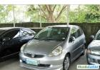 Honda Jazz Manual 2007