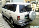 Mitsubishi Adventure 2000