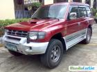 Mitsubishi Pajero 2003