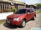 Ford Escape Automatic 2005