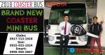 Toyota Coaster 29-Seater Minibus  Manual 2018