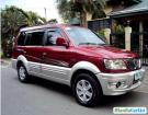Mitsubishi Adventure Automatic 2004