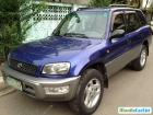 Toyota RAV4 Manual 1999