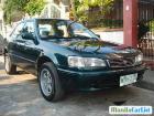 Toyota Corolla Automatic 1998