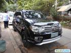 Toyota Fortuner Manual 2011