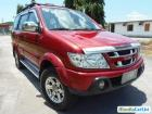 Isuzu Crosswind Manual 2006