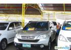 Honda CR-V Automatic 2007