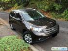 Honda CR-V Automatic 2014