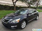 Nissan Altima Automatic 2014