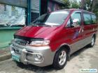 Hyundai Starex Manual 1998